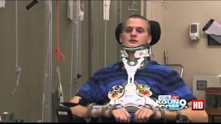 Bad jump leaves Tucson teen paralyzed
