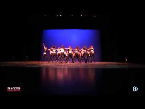 Identity X (Front Row)   Chapkis Dance Halloween Show 2015