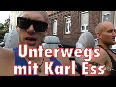 VLOG #17 - Stuttgart Tag 1: Karl Ess, Einkaufen, Essen und BMW M6