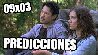 The Walking Dead Temporada 9 Capítulo 3 - Warning Signs (Predicciones)
