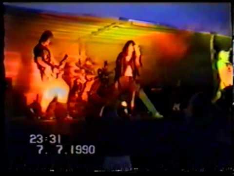 Ne Luumäet LIVE (7.7.1990)