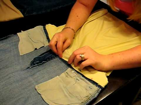 make your own maternity pants