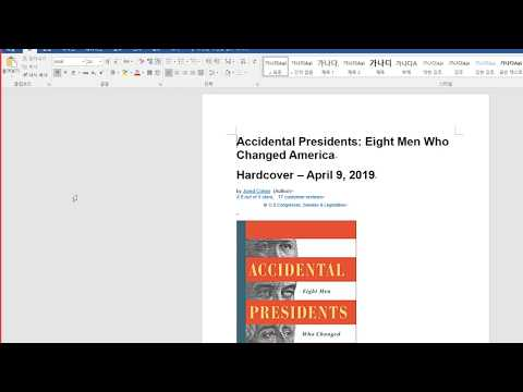 Books (Must-Reads)_(B1) Accidental Presidents (by Jared Cohen) Mp3