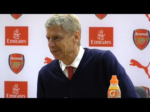 Arsenal 1-0 Leicester City - Arsene Wenger Full Post Match Press Conference