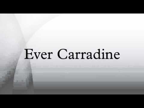 Ever Carradine