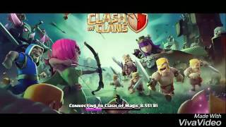CLASH OF CLANS HACKED PRIVATE SERVER . NO ROOT . NO FHX