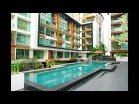 The Urban Condo, Central Pattaya. 1 Bedroom Condo for Rent - C001138