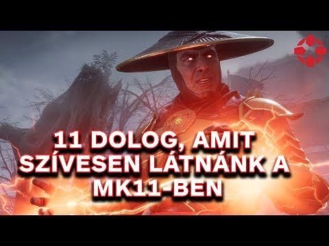 11 dolog, amit szívesen látnánk a Mortal Kombat 11-ben