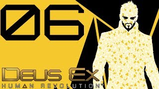 Deus Ex: Human Revolution [FotH/Pacifist/Doctorate] Whispers of Conspiracy