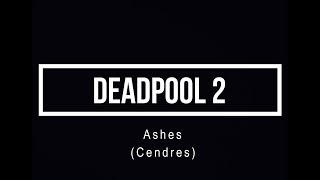 🇫🇷🎤Céline Dion -Ashes🎧 (Deadpool 2 Motion Picture Soundtrack)/Cover/Traduction Française🎹