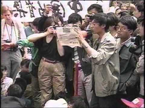 Tiananmen Square 1989 Protests Documentary