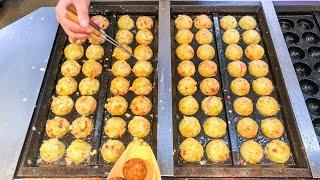 street food japan - TAKOYAKI  たこ焼き