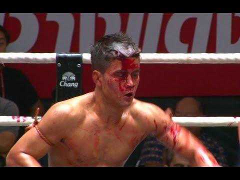 Muay Thai  Pongsiri vs Rafi พงษ์ศิริ vs ราฟฟี่, Lumpini Stadium, Bangkok, 2.9.16