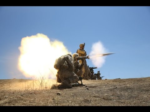 U.S. Marines at Combat Center Range 800 (documentary)