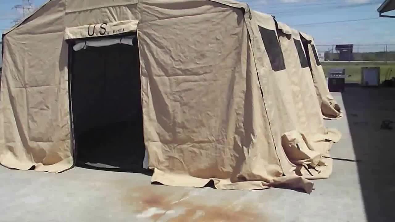 Hdt Tents & HDT Base-X Model 6D31. Product_shelter_basex_6d31