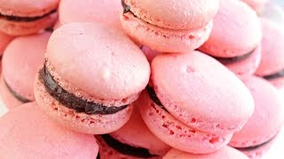 How to Make French Macarons  SimplyBakings