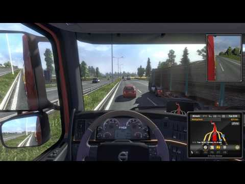 Euro Truck Simulator 2 Professional Gameplay #1