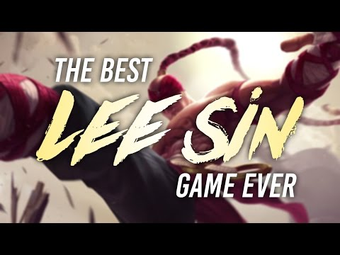 Imaqtpie - THE BEST LEE SIN GAME EVER