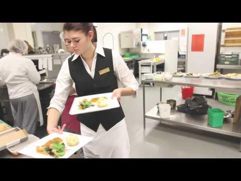 Hospitality at Aoraki Polytechnic