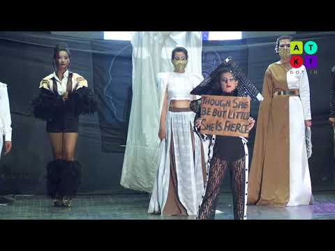 Stop Body Shaming | Themed Fashion Show by Maitreyi College Students | Mecca 2018