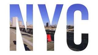2014 New York Universal Road Trip Official Trailer
