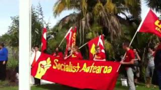 Socialist Aotearoa Colour Party
