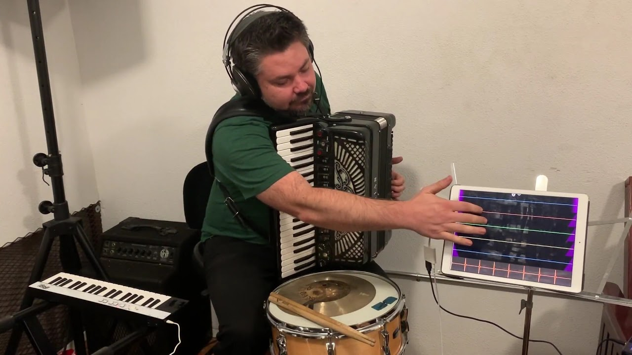Cover of Accordion by Madvillain (Madlib and MF DOOM) w samples of Experience by Daedelus