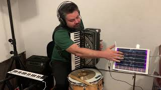 Cover of Accordion by Madvillain (Madlib and MF DOOM)