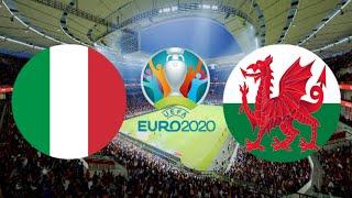ИТАЛИЯ Уэльс 1 0 обзор матча ЕВРО 20 06 2021 ФУТБОЛ МАТЧ ОНЛАЙН прогноз видео голы