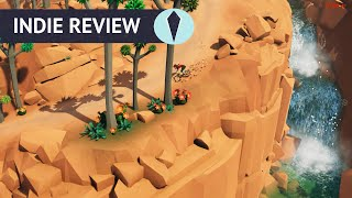 Have you heard about ... Lonely Mountains: Downhill? | Review (Video Game Video Review)