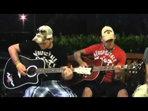 Simple Man Cover by Chris Taylor and Brandon Rowell