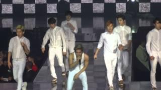 Music Bank in Brazil - Infinite - Last Romeo + Paradise + The Chaser