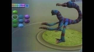 Spore PC Games Gameplay - Creature Development (GC 2006)