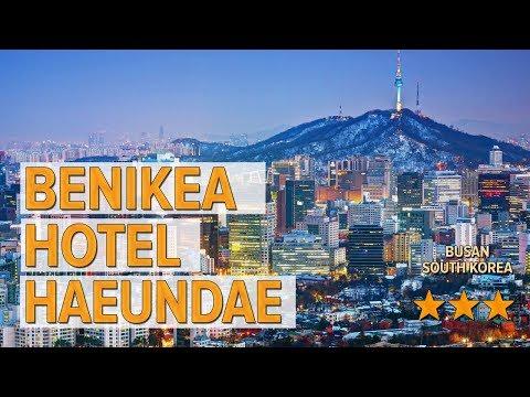 Benikea Hotel Haeundae hotel review   Hotels in Busan   Korean Hotels