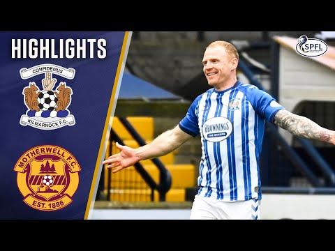 Kilmarnock Motherwell Goals And Highlights
