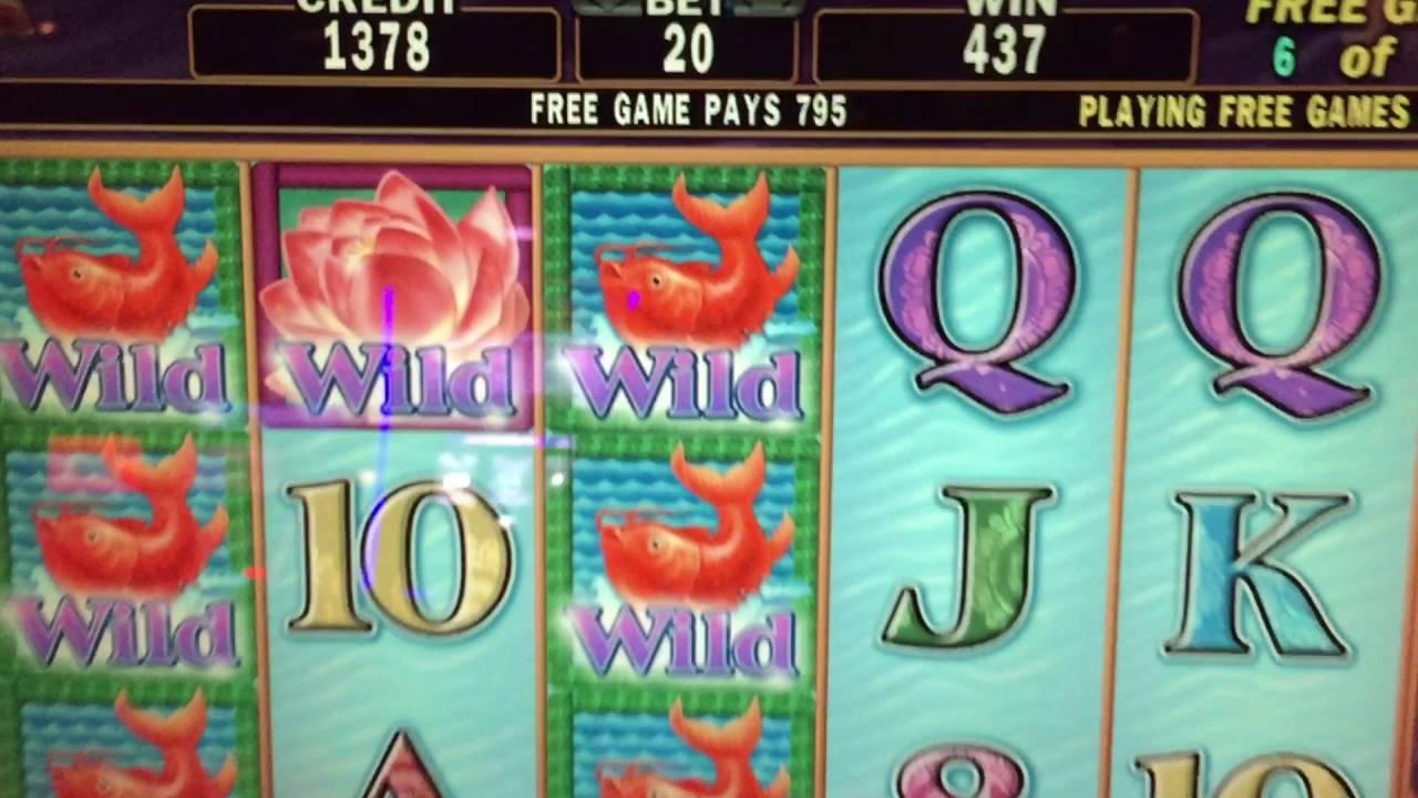 High Limit Slot Handpay Jackpot Lotus Flower Slots Bonus Youtube