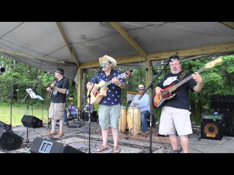 Marvin Mitchell Band Plays Bedminster, PA on July 11, 2015