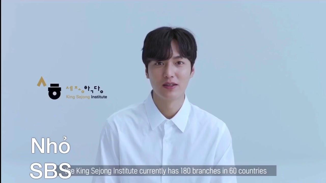 Lee Min Ho giới thiệu về phim The King sắp đóg