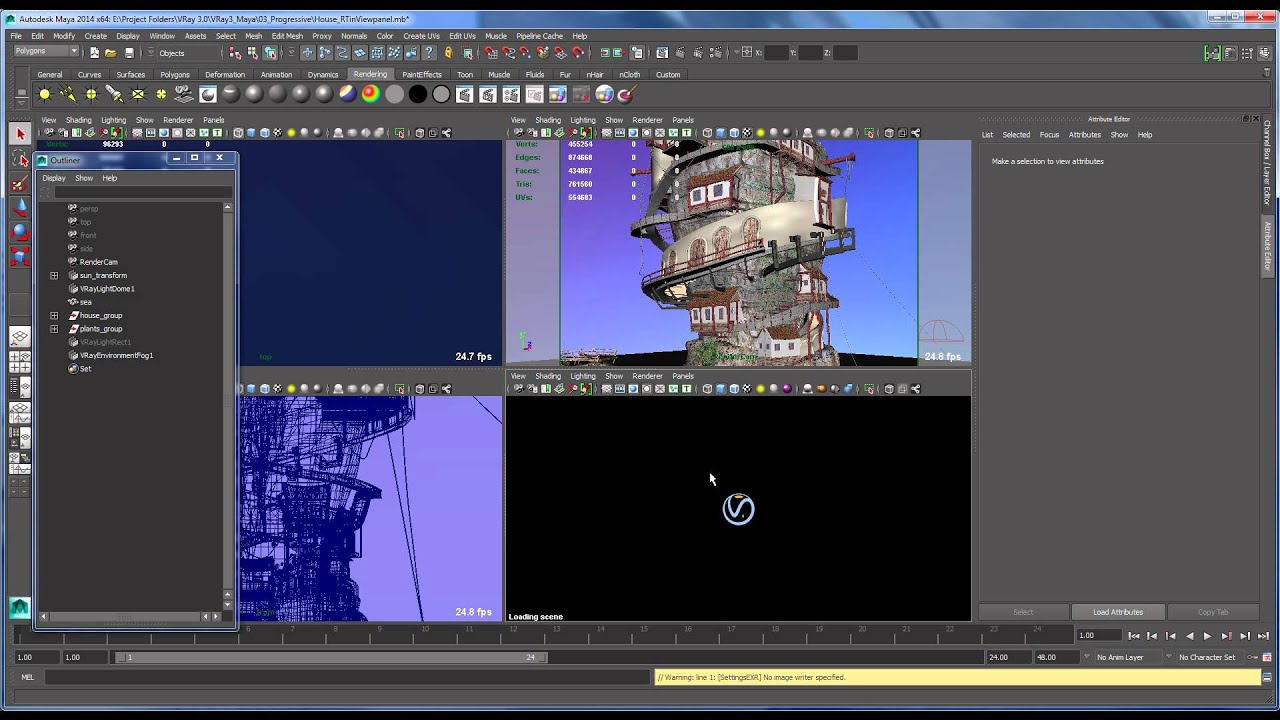 Free V-Ray 3 5 for Maya Evaluation
