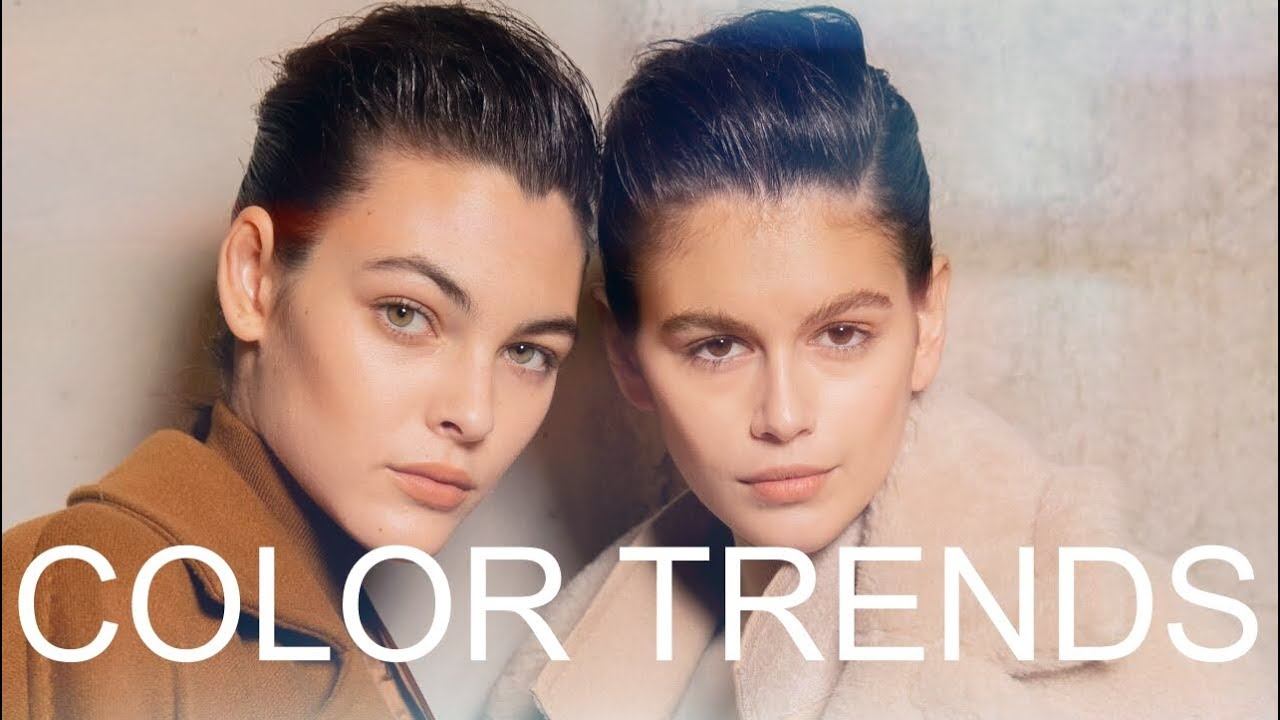 Color Trends - Fall/Winter 2019-20