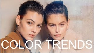 Color Trends - Fall/Winter 201…