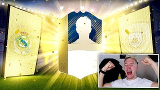 INSANE ICON IN A PACK!! 🎉 - FIFA 18 PACK OPENING