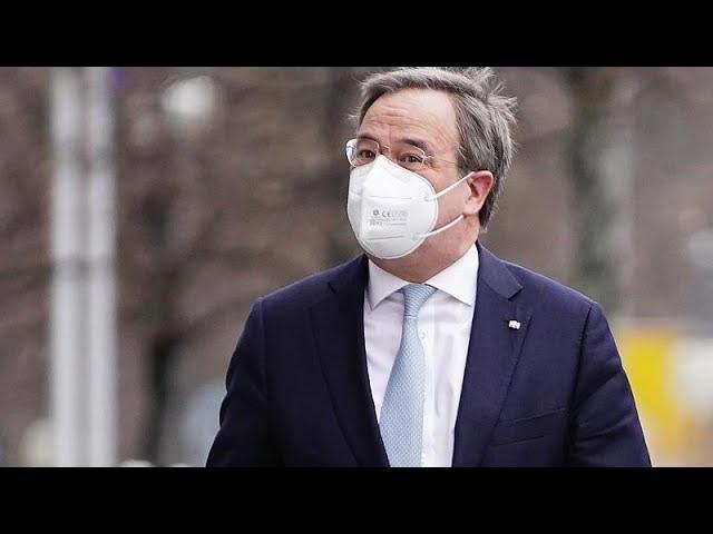 CDU-Spitze in der K-Frage für Armin Laschet - gibt Söder jetzt auf?