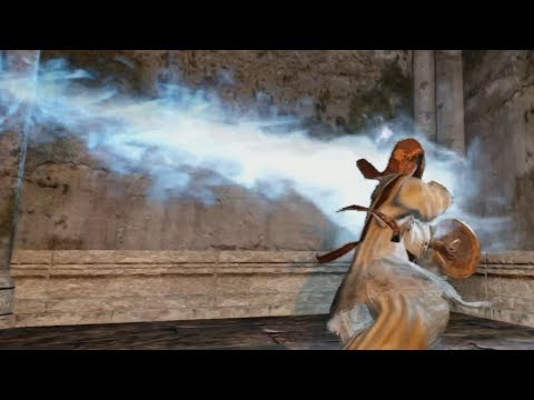 Dark Souls  Spellsword Build Pvp