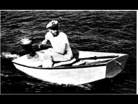 "BUILDING RING-A-DING--A 7' 9"" PRAM DINGHY--COMPLETE PLANS ..."