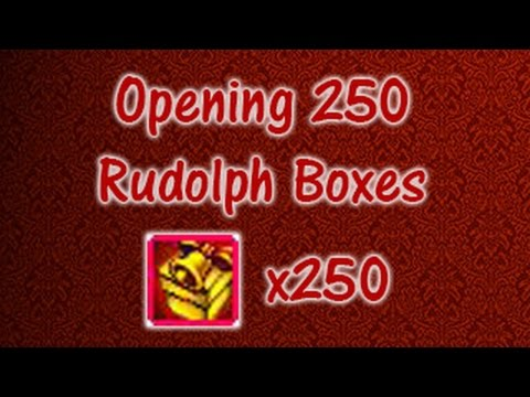 Opening 250 rudolph boxes christmas event digimon masters opening 250 rudolph boxes christmas event digimon masters online youtube negle Images