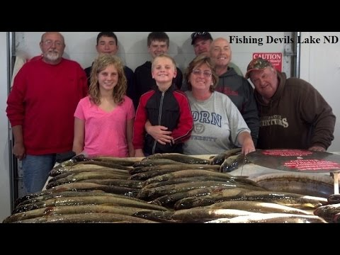 Devils Lake Nd >> Fishing Devils Lake ND Fathers Day weekend 2014 - YouTube