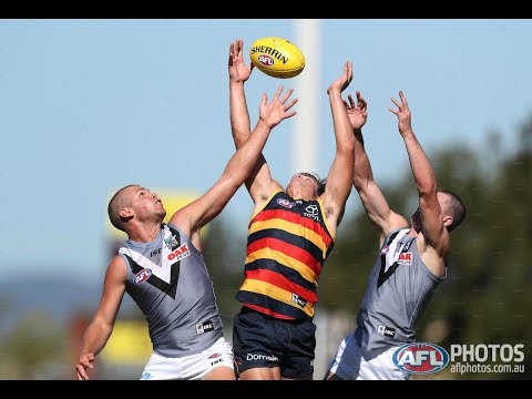 Port Adelaide v Adelaide Highlights - AFL JLT Community Series 2018 week three