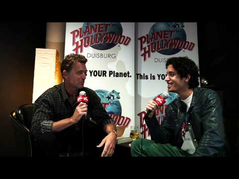 Planet Hollywood Germany - Interview John Schneider the Duke of Hazzard 2013