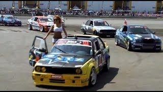 Drift in Odessa. King of Europe 2012. Round 4